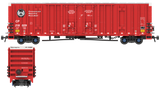 Canadian Pacific Decals for the Gunderson 60' High Cube Boxcar