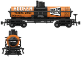 Hooker Chemicals Decals for the ACF Type 27 Tank Car