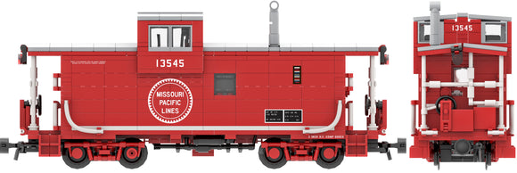 Missouri Pacific Decals for the ICC Extended Vision Caboose