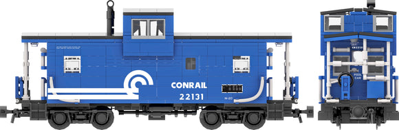 Conrail Decals for the ICC Extended Vision Caboose
