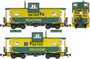 Reading Decals for the ICC Extended Vision Caboose