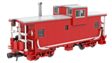 International Car Company Extended Vision Caboose Vol. I Premium Instructions
