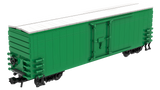 Pacific Car & Foundry 50' Insulated Boxcar Premium Instructions