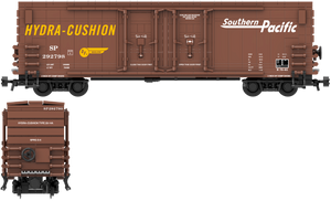 Southern Pacific Decals for the PCF 50' Insulated Boxcar