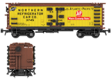 Atlantic & Pacific Tea Company Decals for the R-30-9 and R-40-9 Reefer