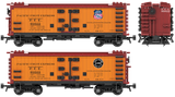 Pacific Fruit Express 1936 Scheme Decals for the R-30-9 and R-40-9 Reefer
