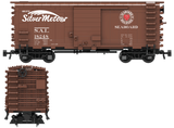 "Seaboard ""Silver Meteor"" Decals for the Pullman PS-1 Boxcar"