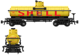 SHELL Decals for the ACF Type 27 Tank Car