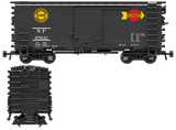 "Southern Pacific ""Overnight"" Decals for the Pullman PS-1 Boxcar"