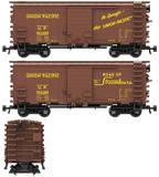 "Union Pacific ""1949 Road of the Streamliners"" Decals for the Pullman PS-1 Boxcar"