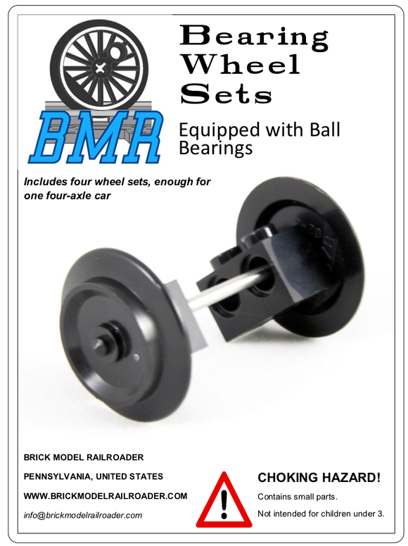 Ball Bearing Wheel Sets