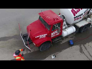 Load and play video in Gallery viewer, Concrete Truck Wash