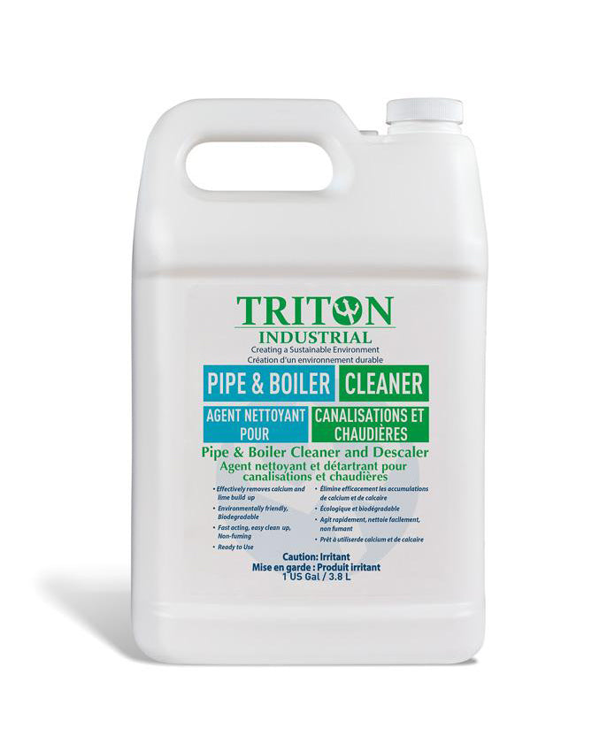 Pipe & Boiler Cleaner