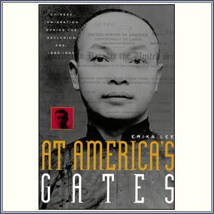 At America's Gates: Chinese Imm