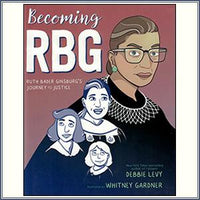 Becoming RBG: Journey to Justic