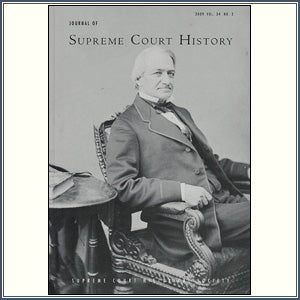 2009 Vol. 34 No. 2: Journal of Supreme Court History