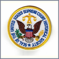 Supreme Court Historical Society Patch