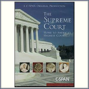 DVD - The Supreme Court: Home to America's Highest Court