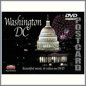 DVD - Video Postcard DC