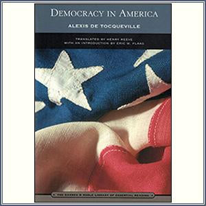 Democracy In America - Paper