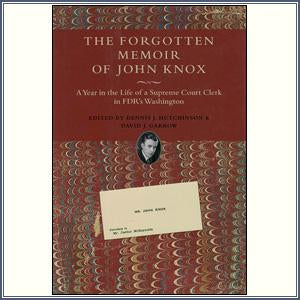 The Forgotten Memoir of J. Knox