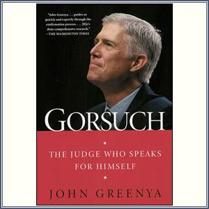 Gorsuch: Judge Who Speaks - Sof