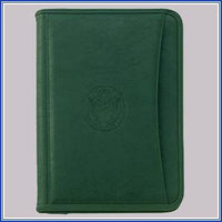 Padfolio - Full Zippered, Fores