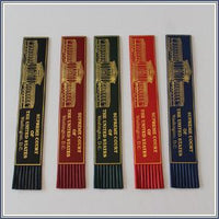 Supreme Court Building Leather Bookmarks