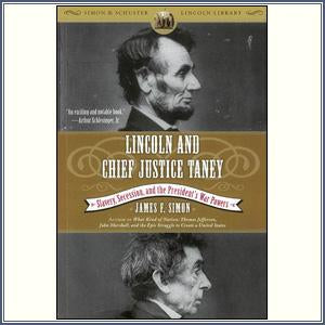 Lincoln & Chief Justice Taney