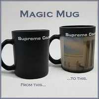 Mug - Magic Design, Clear