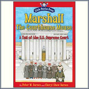 Marshall, The Courthouse Mouse