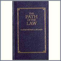 The Path of Law - Hardcover