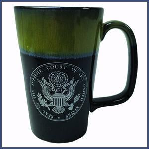 Mug - Reactone, Lt. Blue/Black