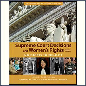 SC Decisions & Women's Rights,S