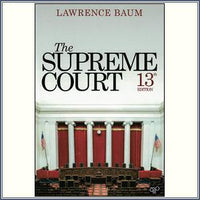 The Supreme Court, 13th Edition