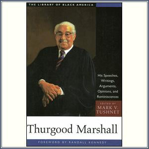 Thurgood Marshall: Speeches - S