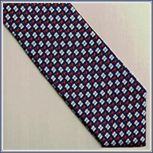 Tie - Court Case, Navy