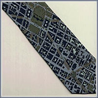 Tie - The District, Gray/Blue
