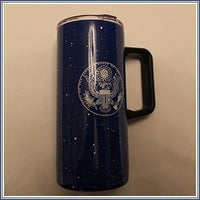 Travel Mug - Camper Blue