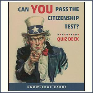 Knowledge Cards - Citizenship