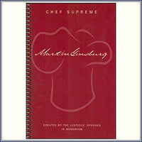 Cookbook - Chef Supreme, Ginsbu