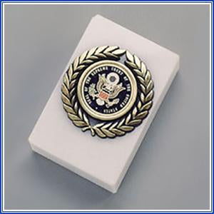 Paperweight - 2x3 Seal