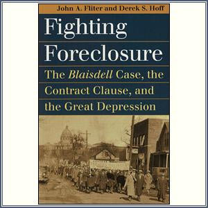 Fighting Foreclosure: Blaisdell