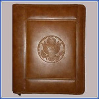 Padfolio - Legacy, Zippered
