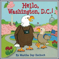 Hello, Washington, D.C.!