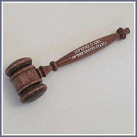 Gavel - Mini, 5 inch