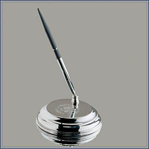 Pewter - Executive Pen Holder