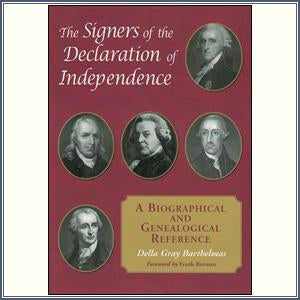 Signers of the Declaration of I