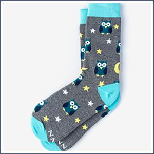 Socks - Owl Night Long