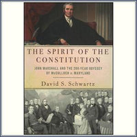 The Spirit of the Constitution
